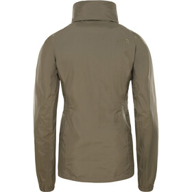 The North Face Resolve II Parka Dame new taupe green